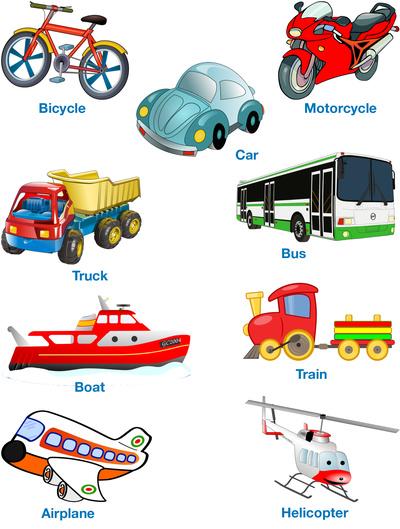 Recognize transportation vehicles