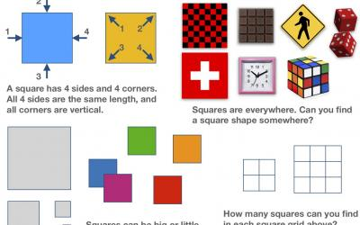 All About Shapes - What is a Square?
