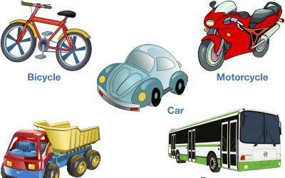 Recognize transportation vehicles